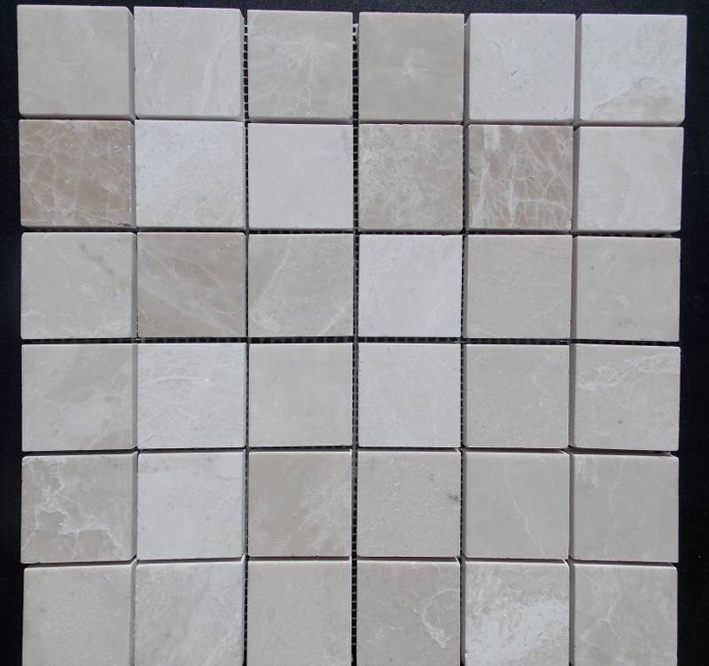 48x48 Marble Burdur Beige Polished