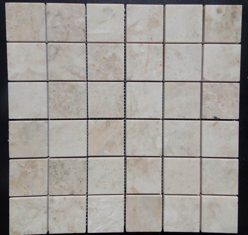 48x48 Marble Platinum Beige Polished