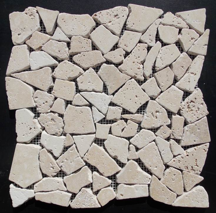 Travertine Tumbled Pebbles